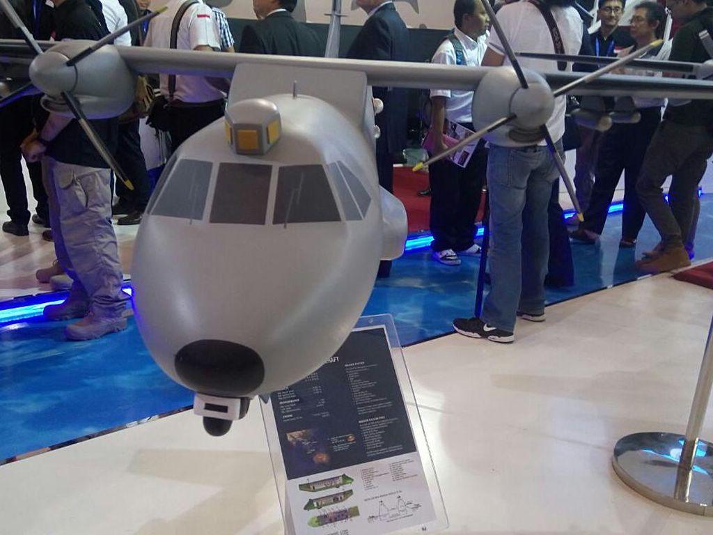 Dijual Rp 286 M, Pesawat PT DI Diekspor ke Thailand Hingga Senegal