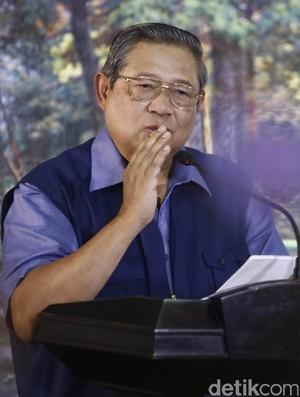 Syukuran HUT Ke-16 Demokrat, SBY Bakal Pidato di Cikeas
