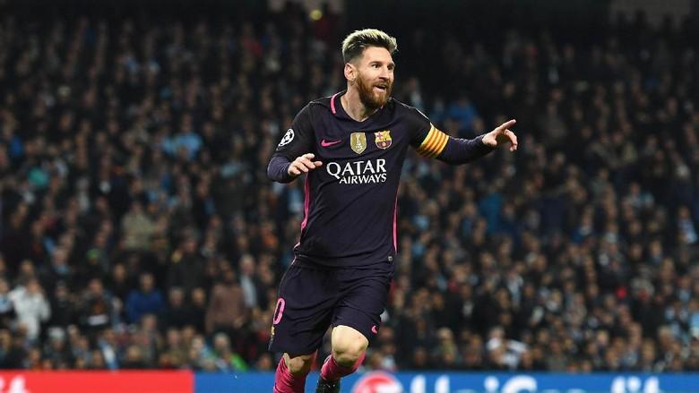 Messi Yang Masih Jadi Momok Klub-klub Inggris Walau Barca Kalah