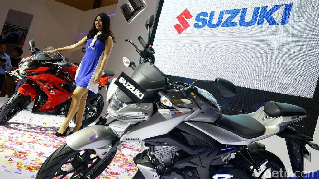 Suzuki Jual GSX-R 150 dan GSX-S 150 Rp 27,9 Juta dan Rp 23,9 Juta