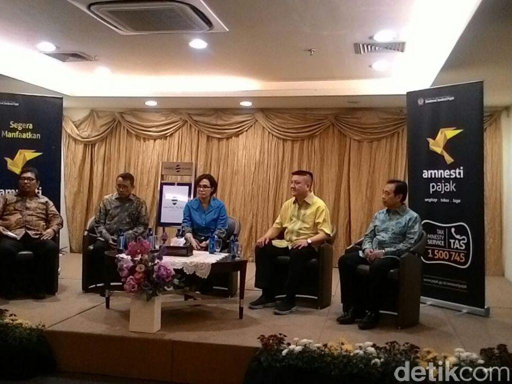 Cerita Bos Pacific Place Ikut Tax Amnesty Periode Pertama