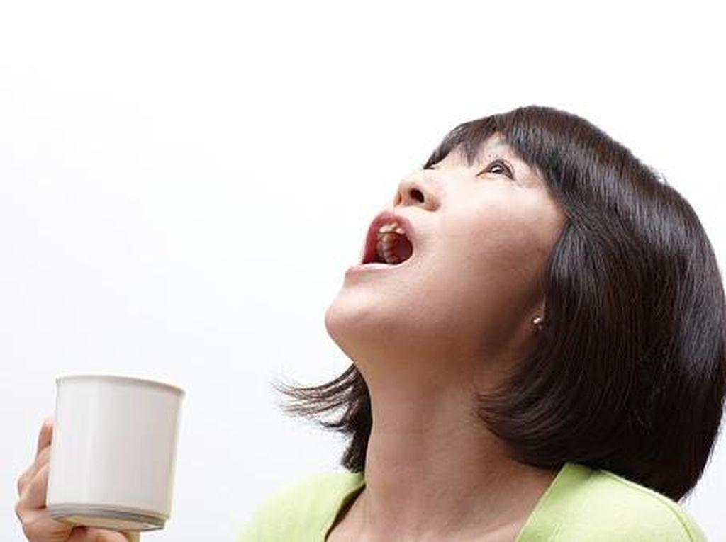 Diklaim Bisa Cegah Virus Corona, Stok Obat Kumur di Jepang Ludes