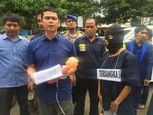 Takut Ketahuan Tetangga, Janda di Tanjung Priok Buang Bayi Hasil hubungan Gelap