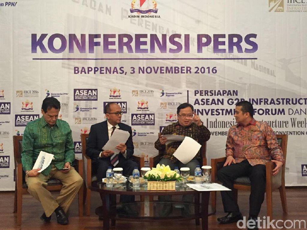 Ini 8 Proyek Besar yang Ditawarkan dalam Indonesia Infrastructure Week