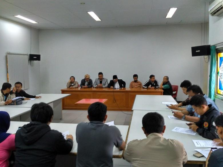 170 Bus Angkut Demonstran dari Jabar ke Jakarta