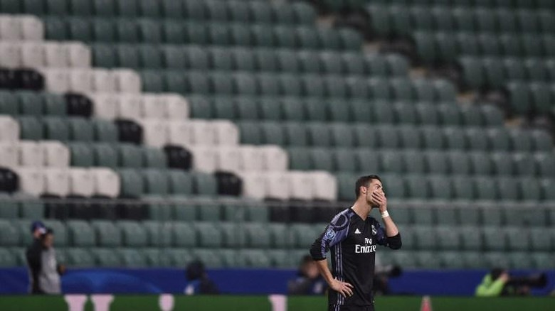 Madrid Tidak Bisa Mempertahankan Keunggulan