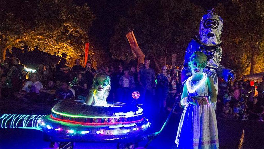 Festival UFO & Alien Paling Terkenal Sedunia