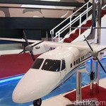 Pesawat N245 dan R80 Buatan Lokal Diusulkan Jadi Proyek Strategis Nasional