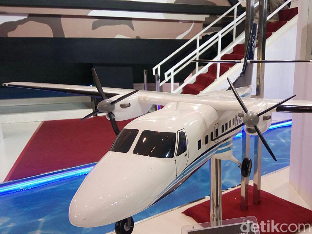 Masuk Proyek Strategis Nasional, N245 dan R80 Terbang di 2020
