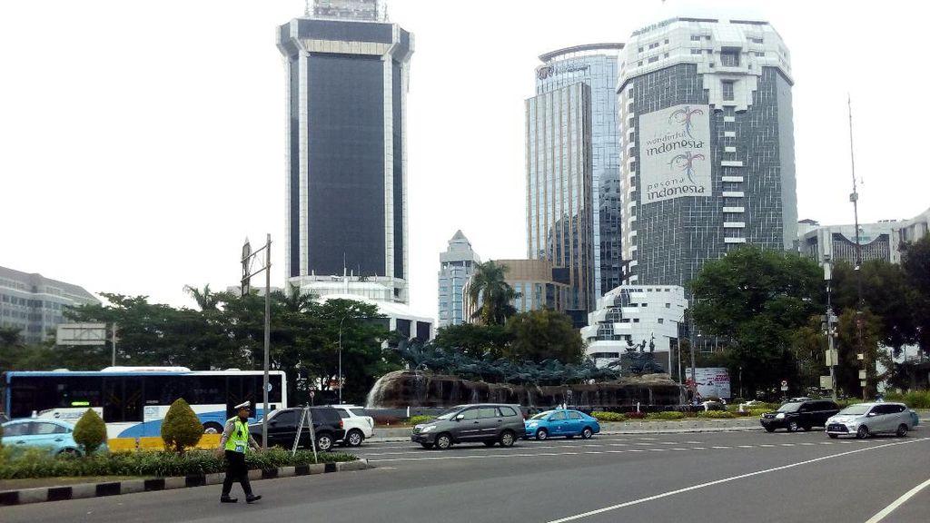 Investor Masih Percaya Indonesia adalah Negara Damai