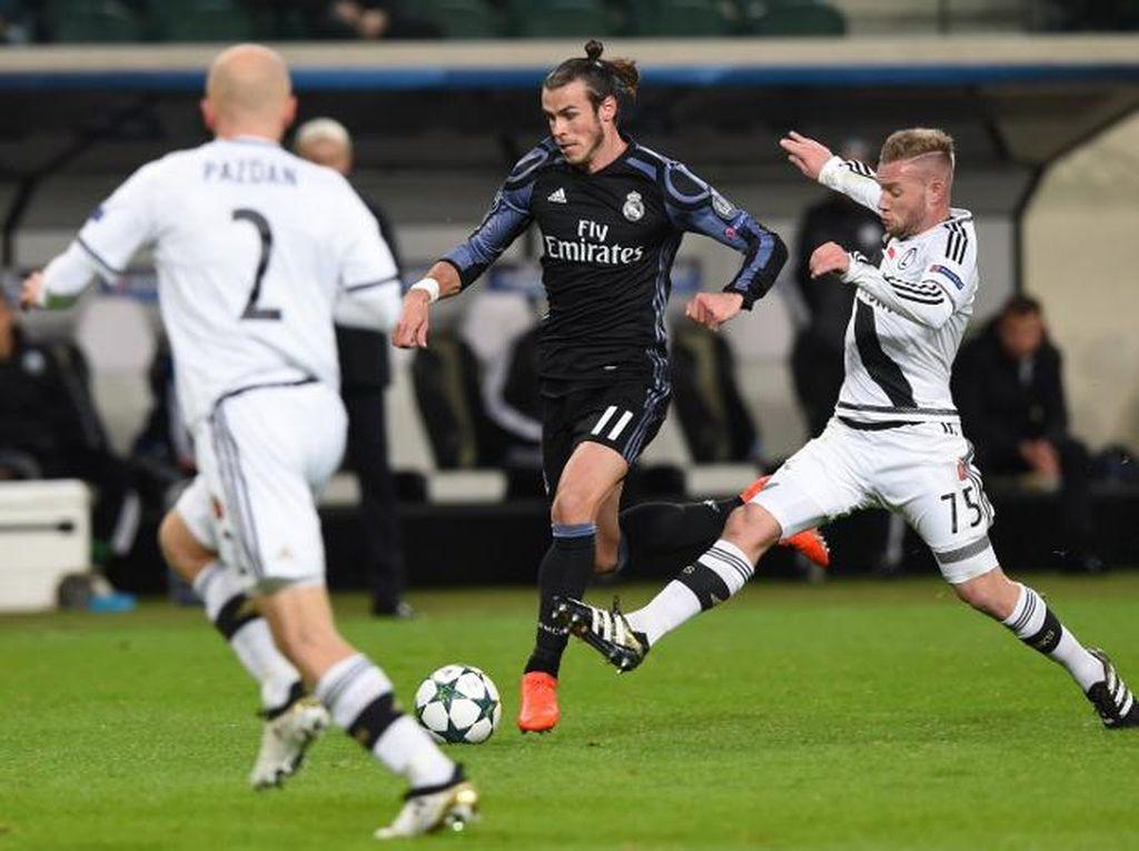 Sporting Syukuri Hasil Imbang Madrid