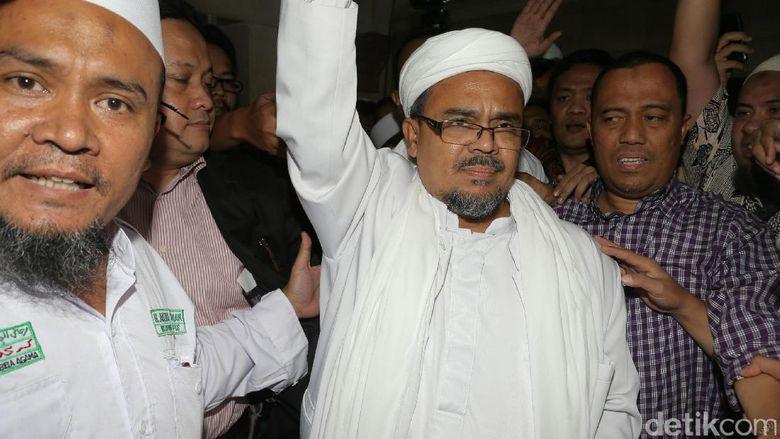 Habib Rizieq Minta Film G30S/PKI Terus Diputar
