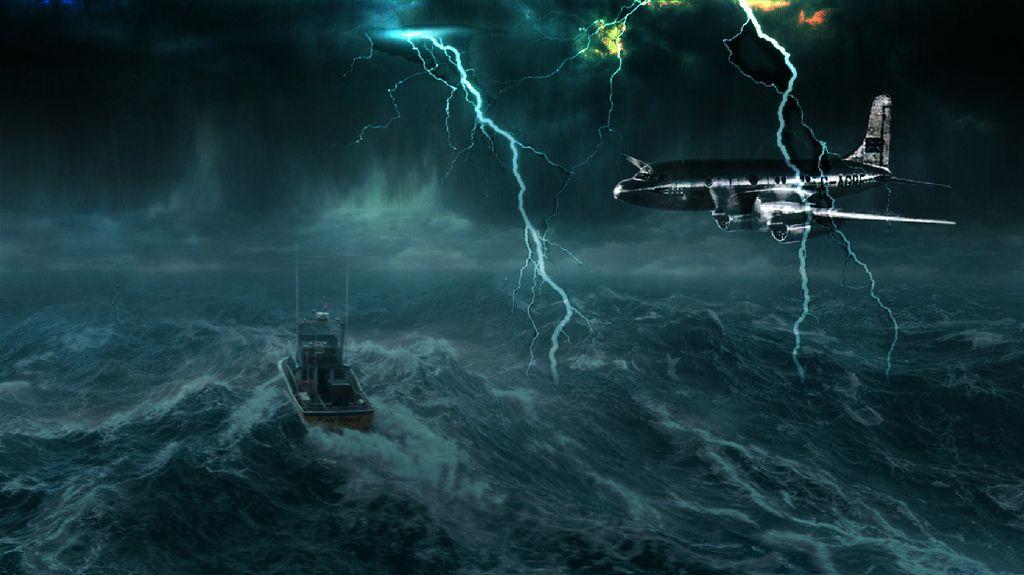Dari Antartika sampai Segitiga Bermuda, di Mana Atlantis Berada?