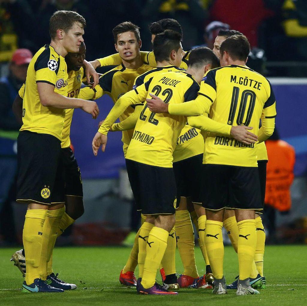 Dortmund Atasi Bremen, Hoffenheim Jaga Rekor Tak Terkalahkan