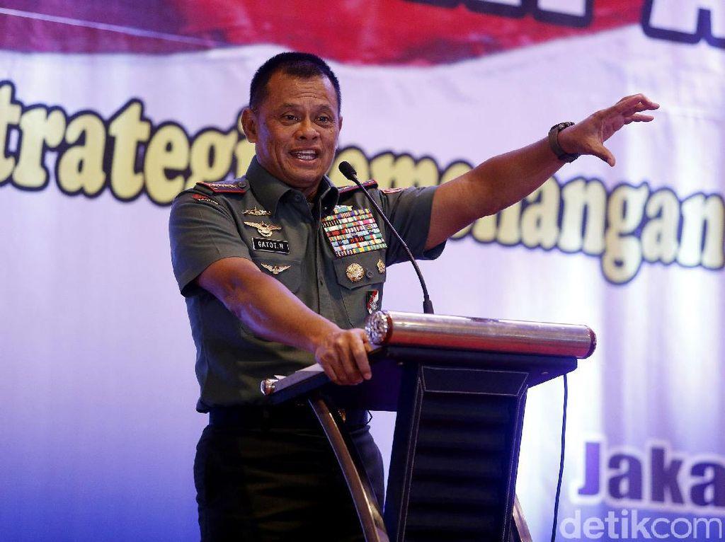 Panglima TNI: 2 WNI Dibebaskan dari Abu Sayyaf Tanpa Tebusan