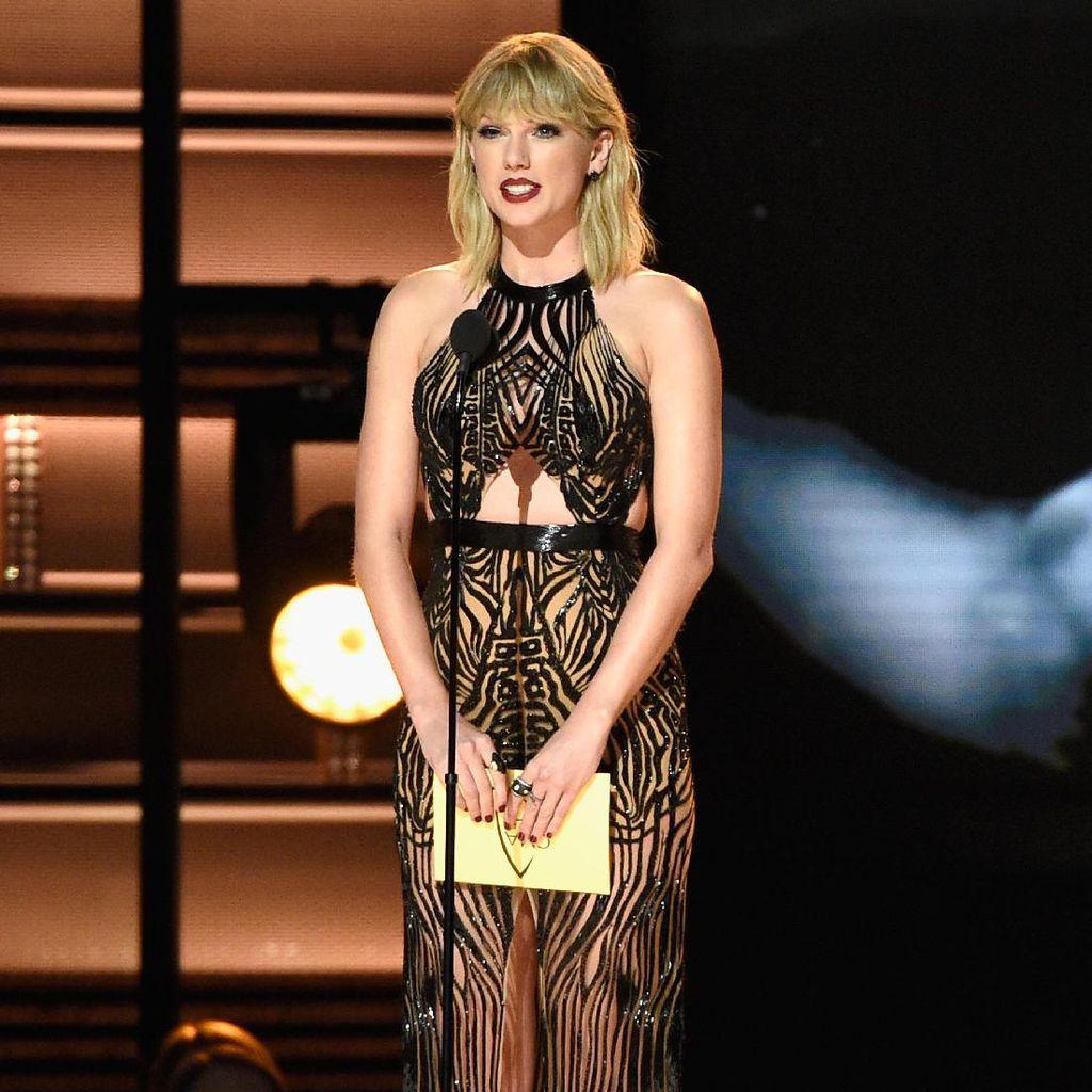 Mereka yang Cuma Jadi Penonton di Grammy Awards 2017