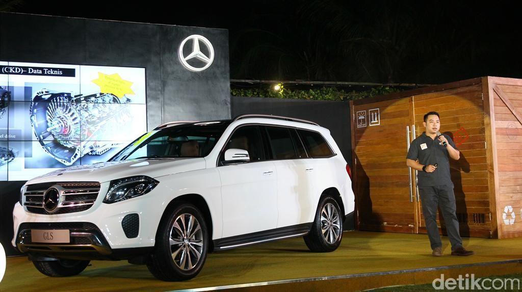 Mercy: GLS Sudah Read Siap Diboyong ke Garasi