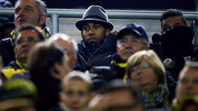 Tidak Disiplin Membuat Aubameyang Dicoret dari Skuat Dortmund