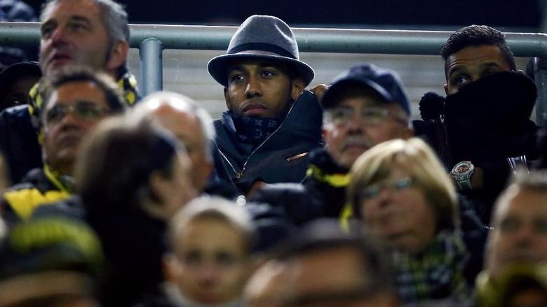 Aubameyang Dicoret dari Skuat Dortmund karena Persoalan Indisipliner
