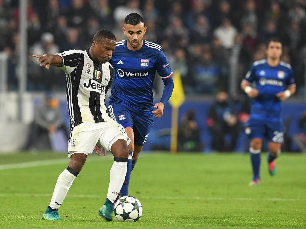 Usai Diimbangi Lyon, Juventus Bidik Kemenangan di Markas Sevilla