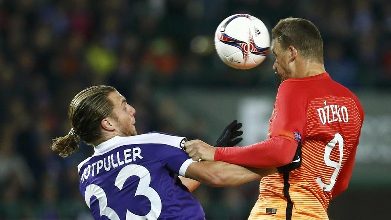 Roma Taklukan Austria Wina Dengan Skor 4-2