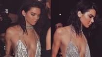Penampilan Seksi Kendall Jenner di Pesta Ulang Tahunnya yang ke-21