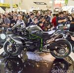 Indonesia Mungkin Dapat Jatah Motor Super Kawasaki Ninja H2 Carbon