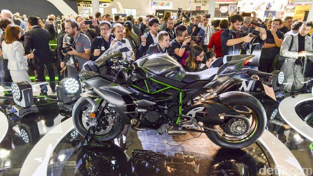 Indonesia Dapat Jatah 1 Unit Motor Super Ini