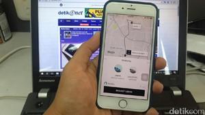 Ancaman Apple Depak Uber dari App Store
