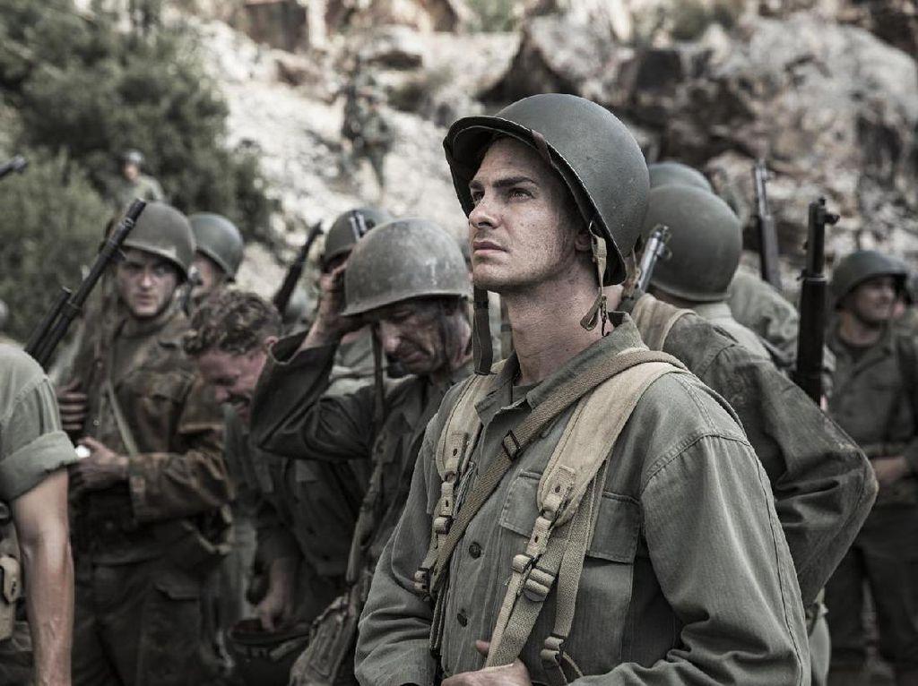 Sinopsis Hacksaw Ridge: Pertempuran Batin dan Keajaiban di Perang Dunia II
