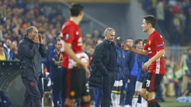 Komentar Mourinho Mengenai Kekalahan MU