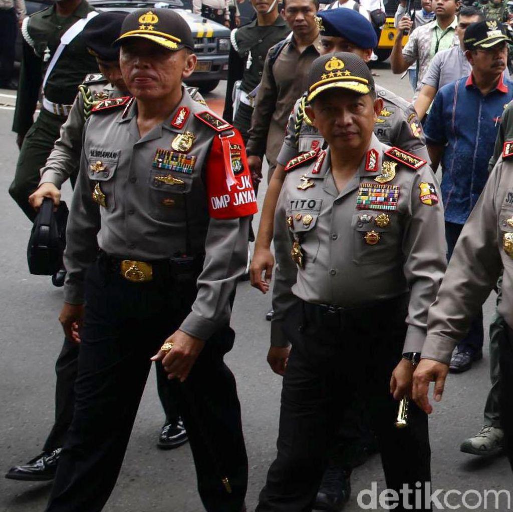 Kapolri Paparkan 5 Cara Pemberantasan Radikalisme di Indonesia