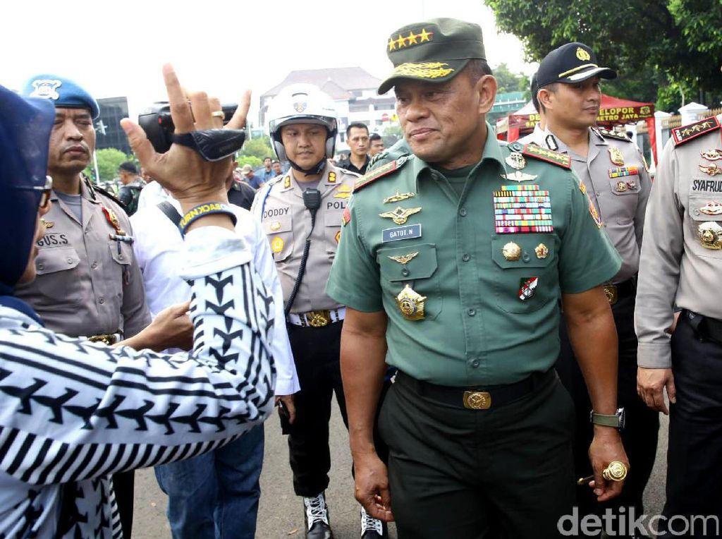 Ini 3 Perwira Tinggi TNI AU yang Berpeluang Jadi KSAU