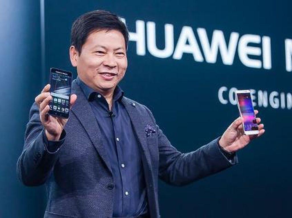 Google Ingin Android Rujuk dengan Huawei