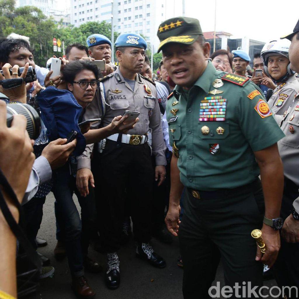 TNI Dijanjikan Tambahan Anggaran 100% Jika Target Pajak Tercapai