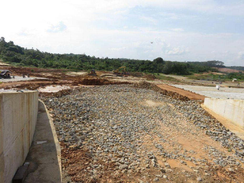 47 Ha Tanah untuk Proyek Bendungan Sindangheula Serang Belum Bebas