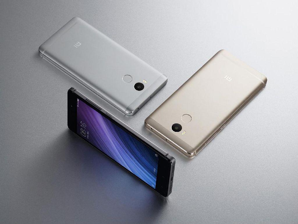 Penampakan Redmi 4, Android Xiaomi Rp 900 Ribuan