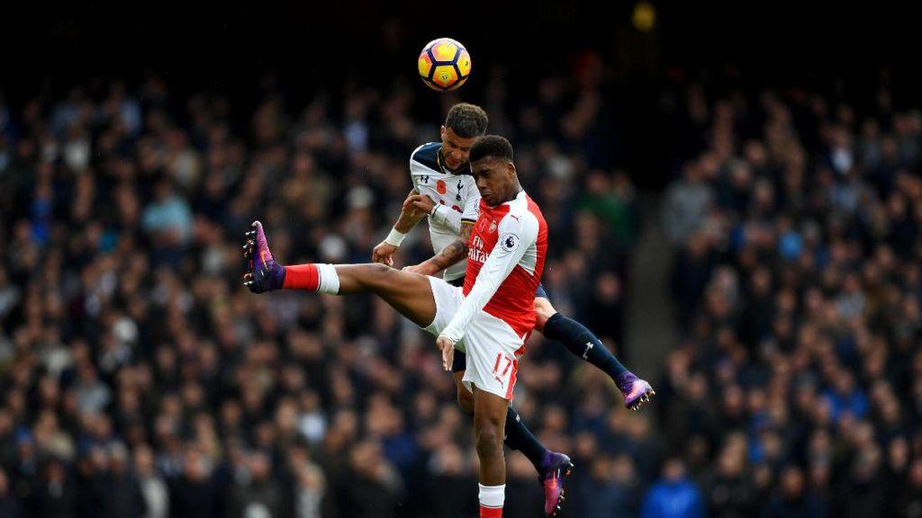 Arsenal Fokus Capai Target Sendiri, Bukan Akhiri Asa Juara Spurs