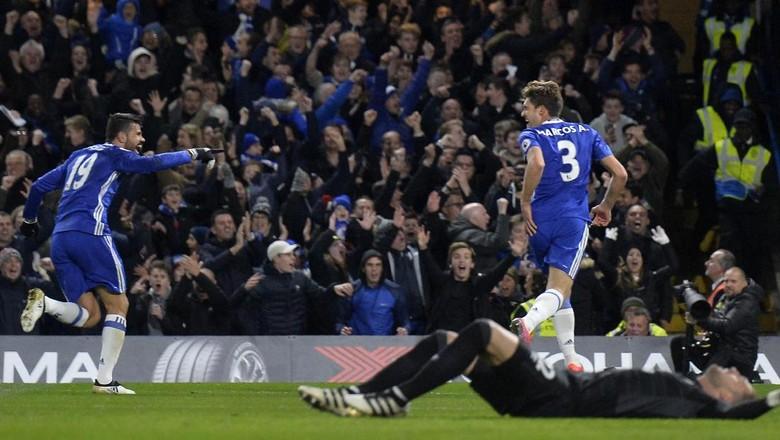 Chelsea Yang Kuasai Puncak Klasemen Setelah Hantam Everton 5-0