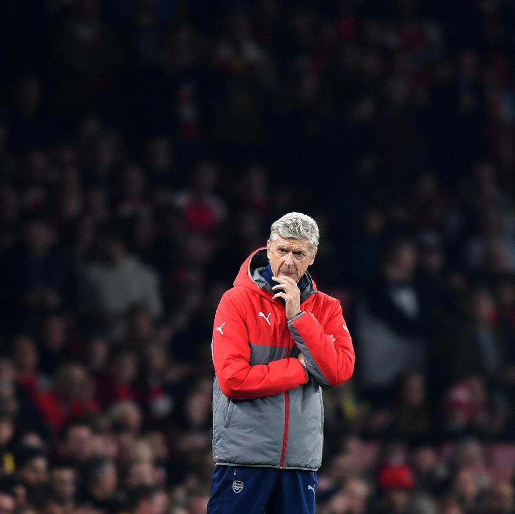 Arsenal Mulai Melambat, Wenger: Santai Saja