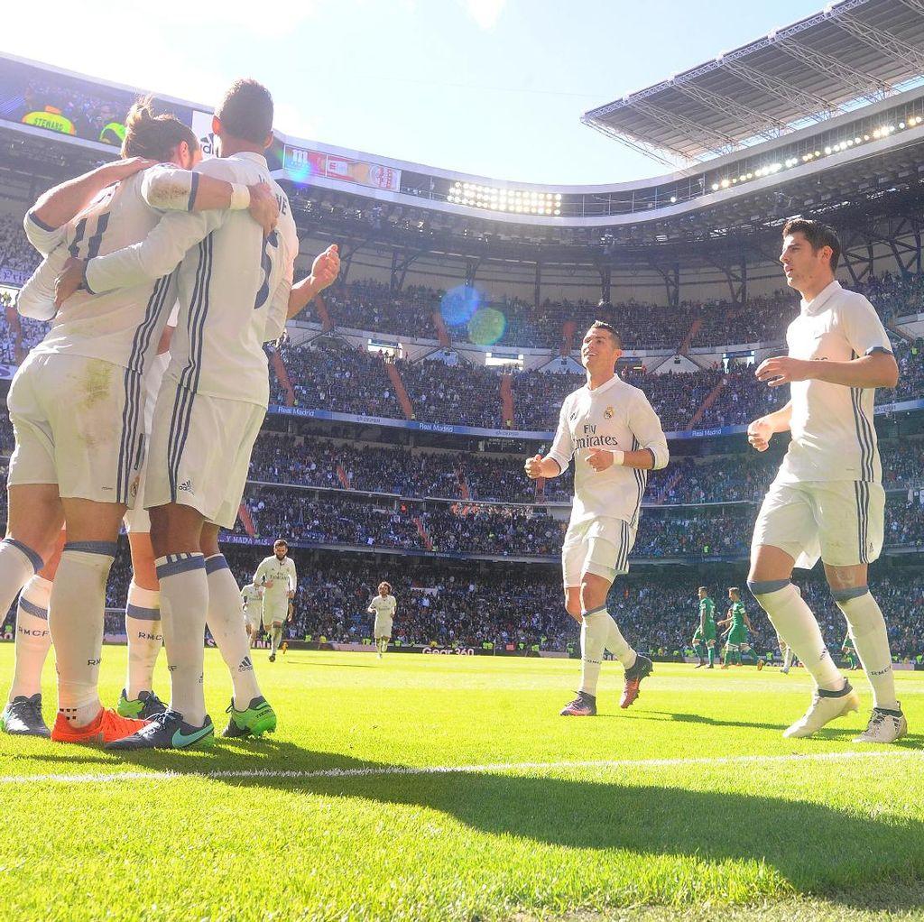 Belum Terkalahkan, Madrid Jangan Terlena