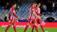 Atletico Mencari Pelampiasan untuk Lupakan Kekecewaan