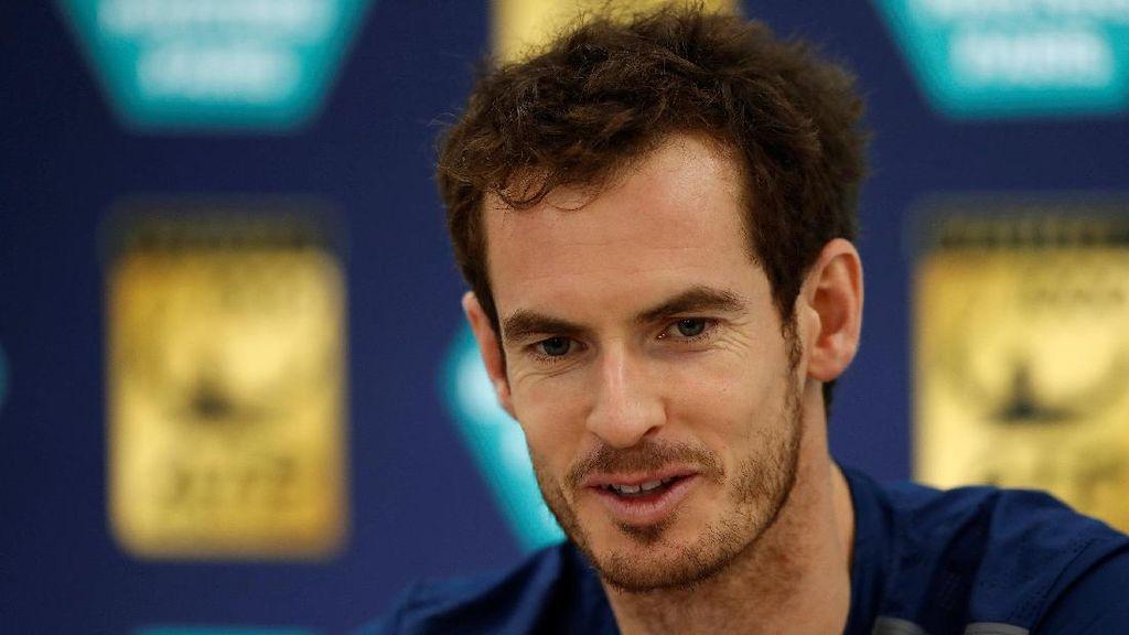 Murray Berharap Federer dan Nadal Kembali ke Performa Terbaik di 2017