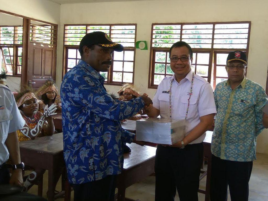 Bantu Papua, ASDP Tingkatkan Layanan Penyeberangan Laut