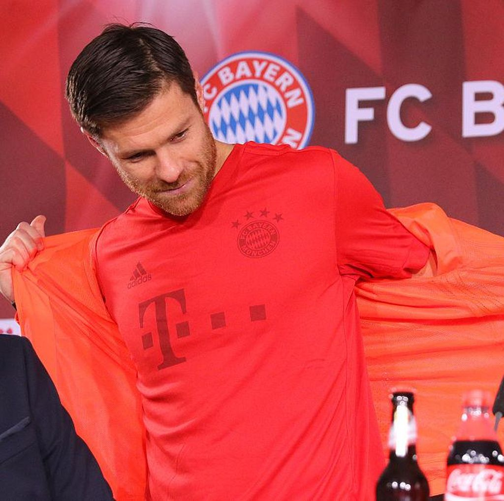 Bayern Hadapi Madrid, Xabi Alonso: Wow!