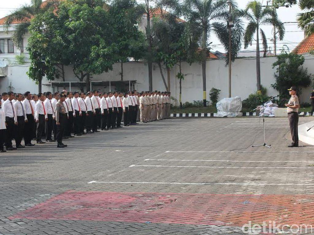 Anggota Polsek Lakarsantri Dipecat karena Desersi