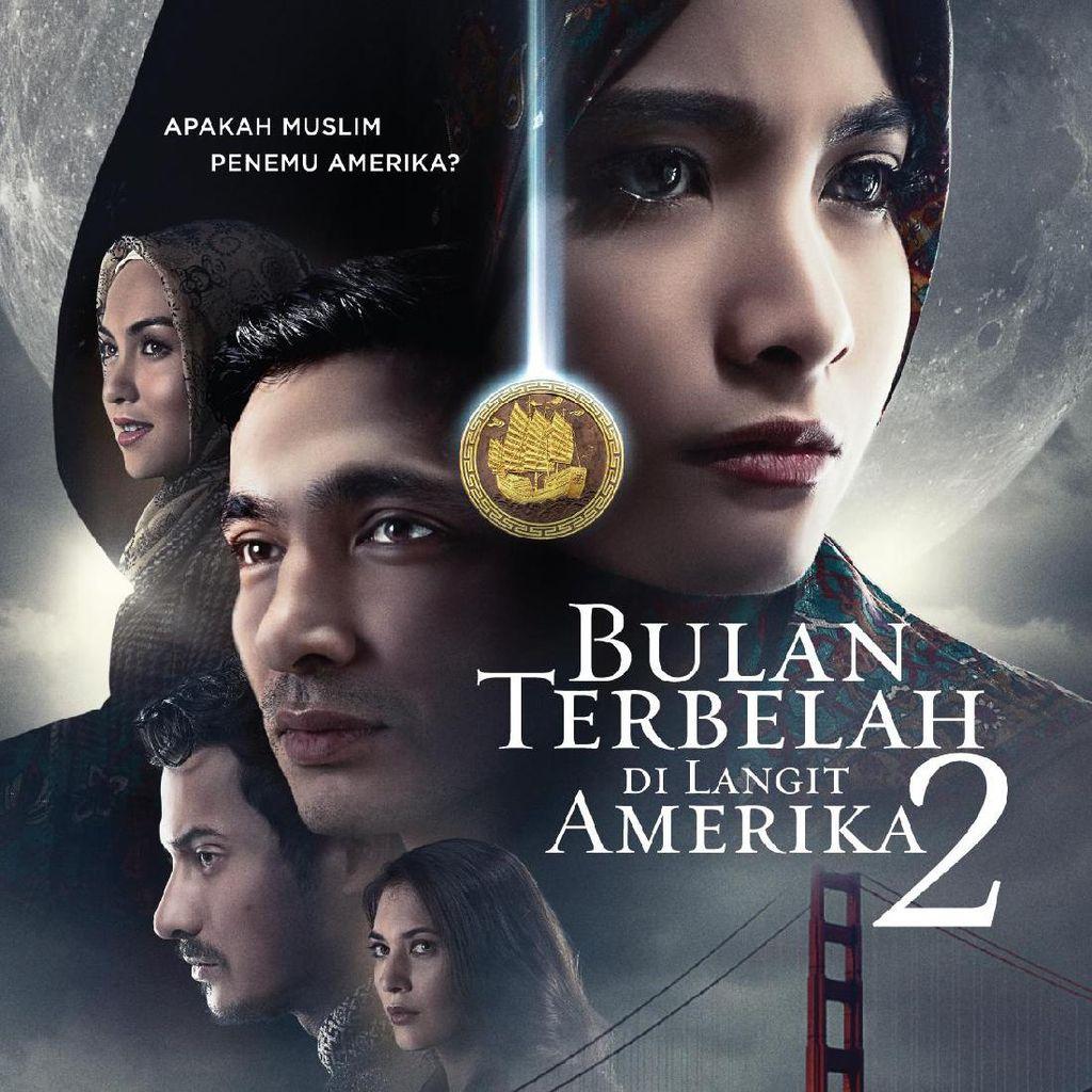 Ade Omar Jelaskan Lirik Soundtrack Bulan Terbelah di Langit Amerika 2
