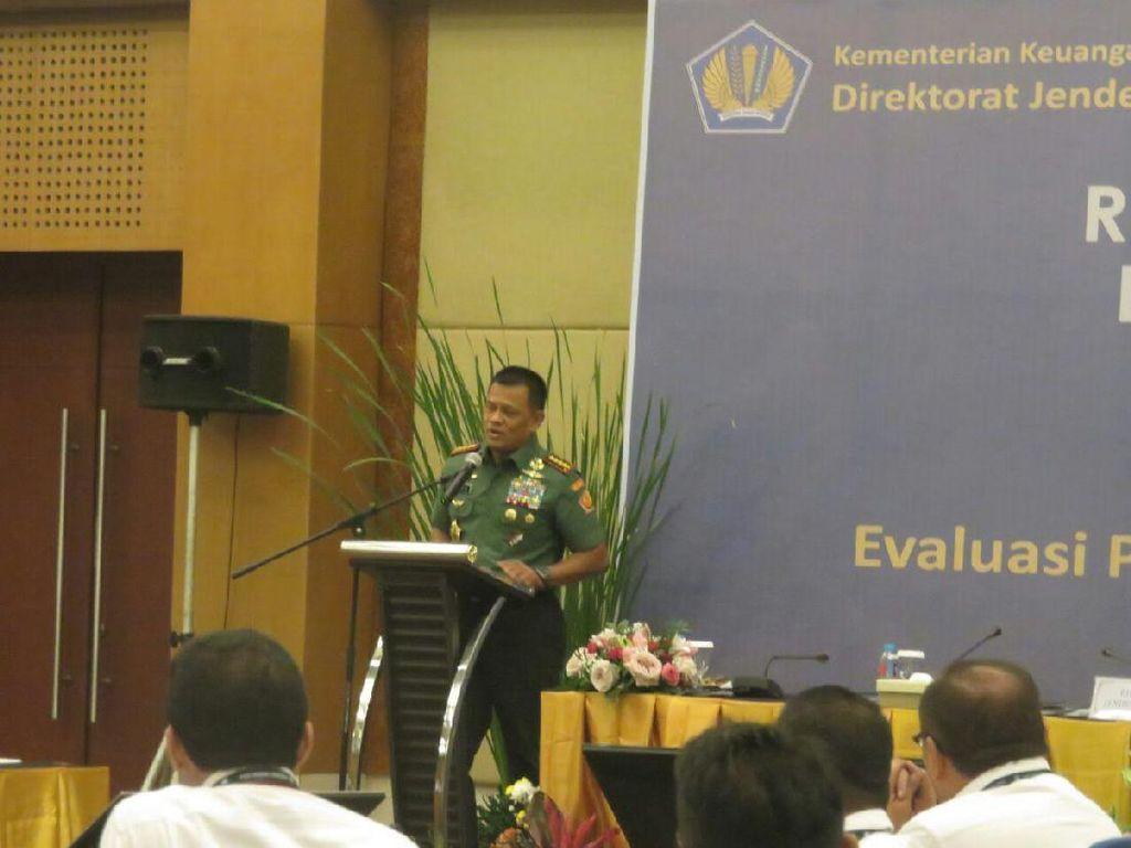 Pencapaian Pajak RI Baik, Panglima TNI: Negara Lain Iri