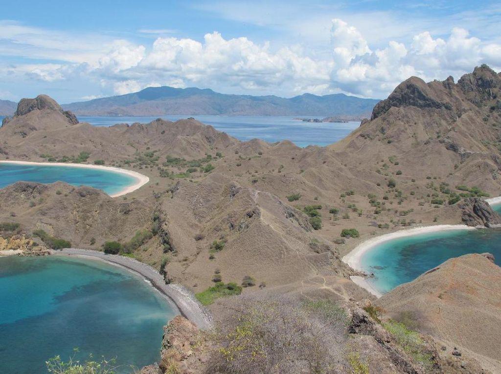Foto: 10 Negara Terfavorit Traveler, Indonesia Juaranya