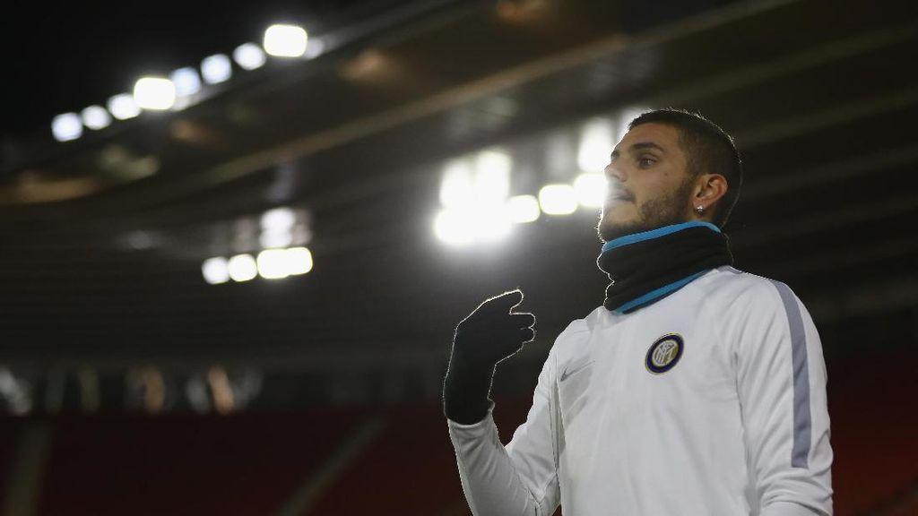 Icardi Inginkan Pelatih Baru Inter Mengerti Serie A